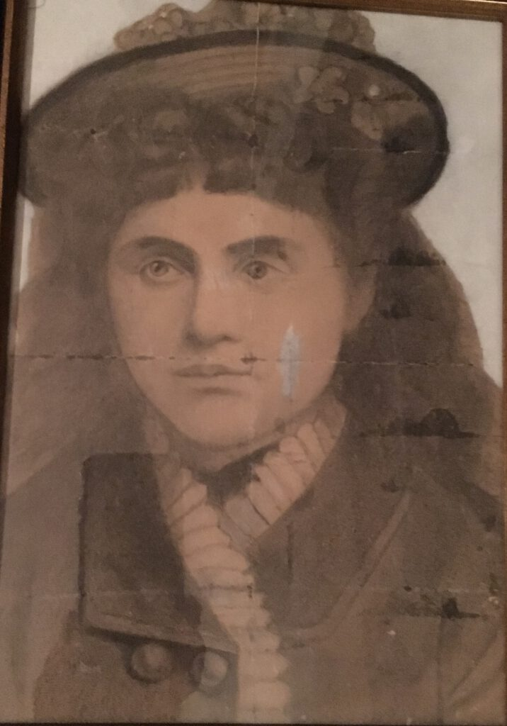 Fanny Sichel, geb. Trepp, geb. 14.02.1861 in Fulda (Jacobs 1. Frau)
