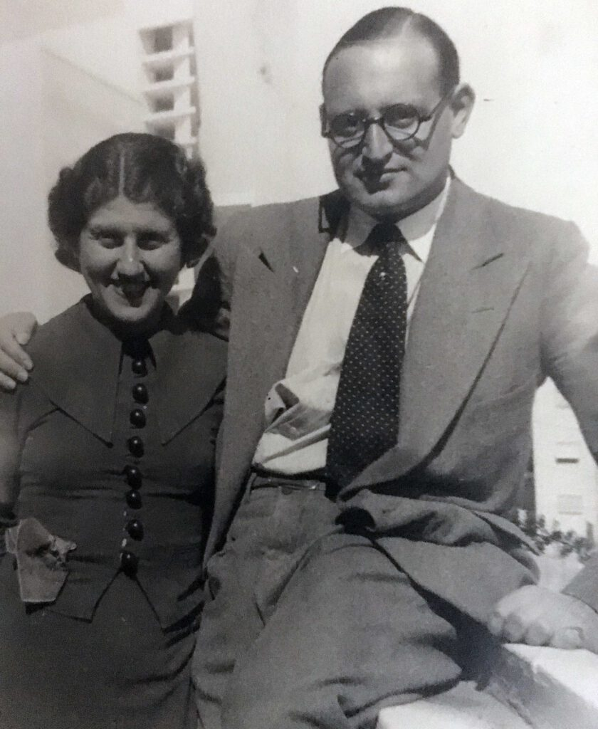 Hochzeitsfoto 1936