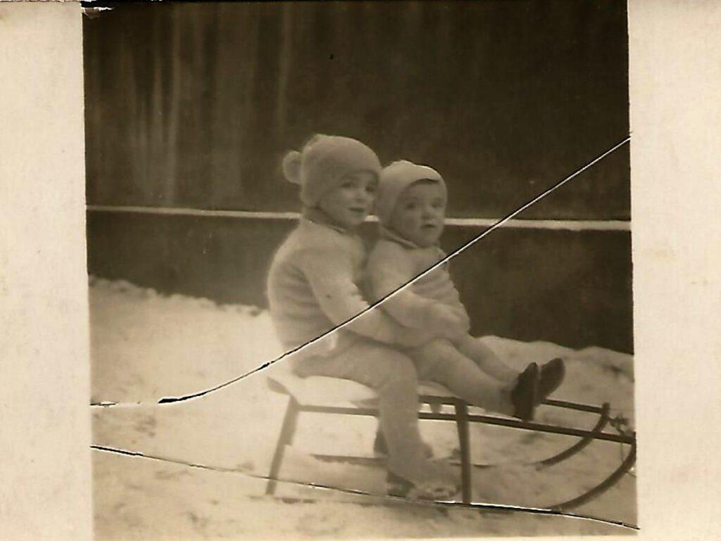 Benjamin und Felix, Ende der 1920er Jahre
