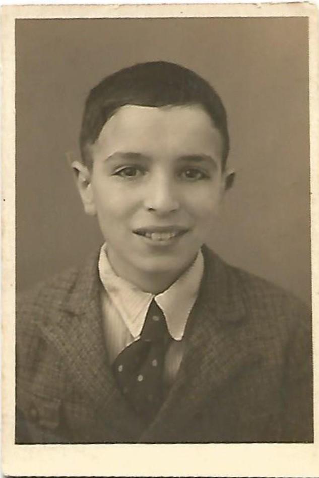 Felix, Ende der 1930er Jahre