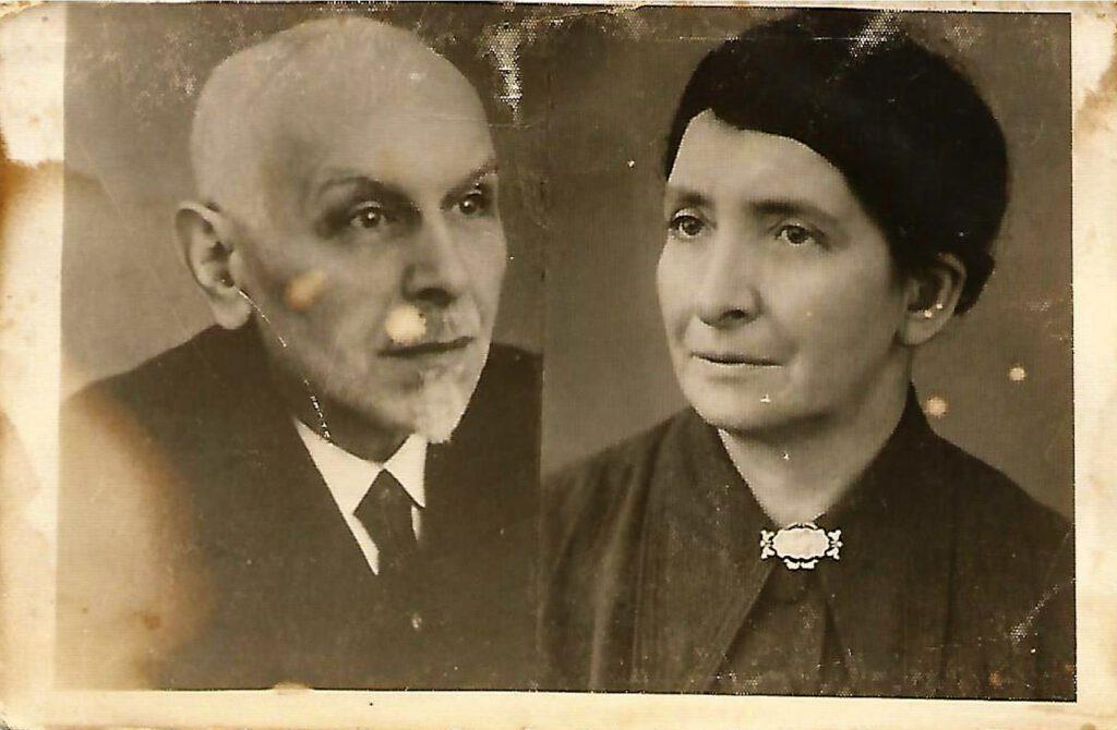 Gabriel und Regina Eschwege