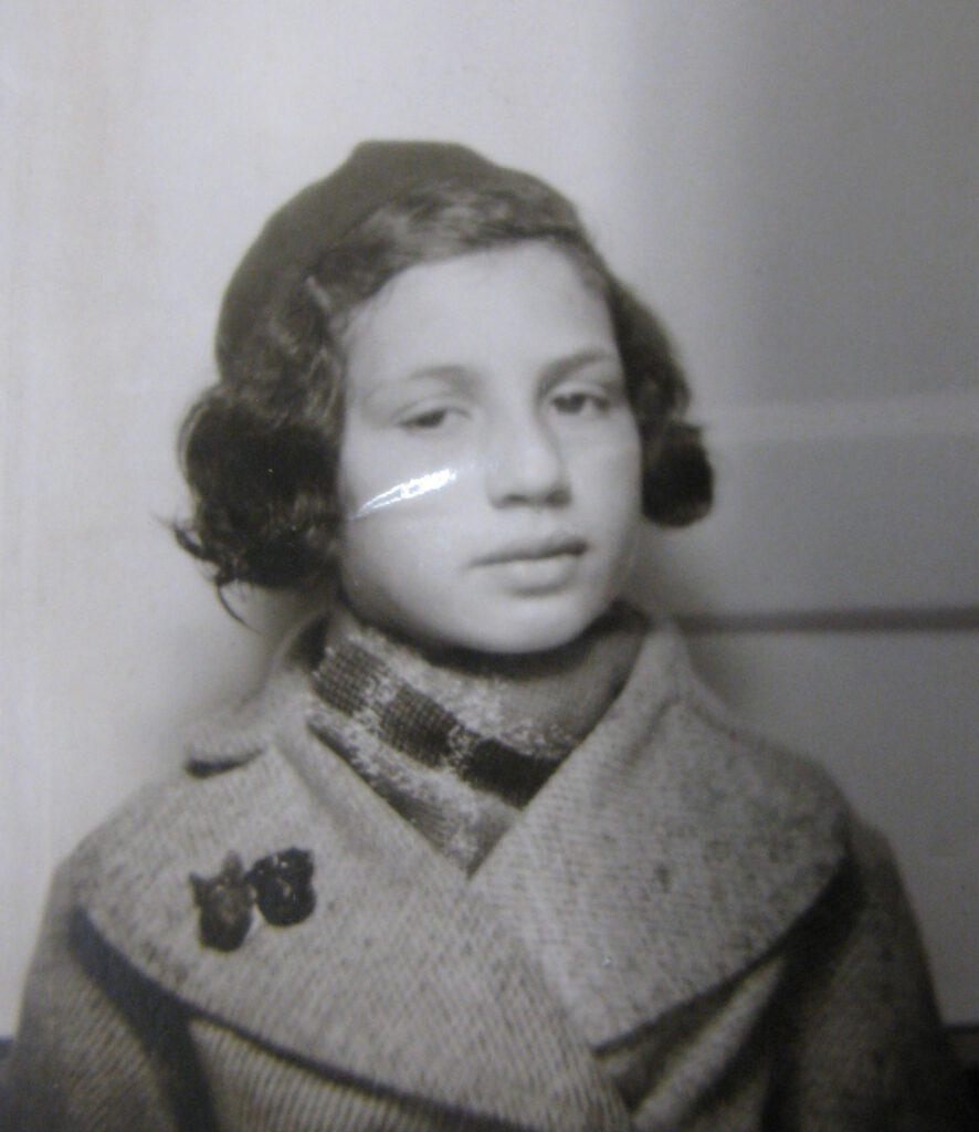 Eva Lehmann, aufgenommen in Antwerpen