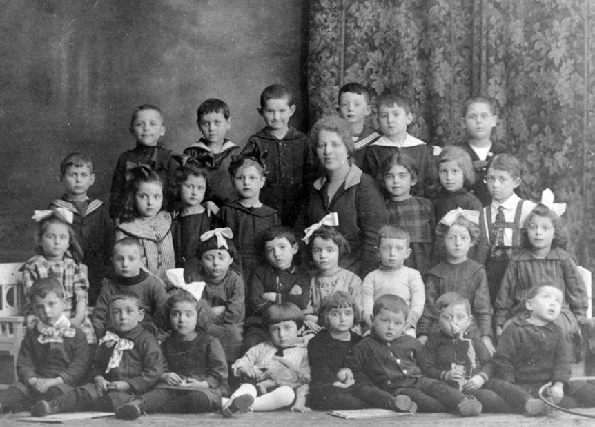 Jüdischer Kindergarten; Quelle Stadtarchiv Fulda