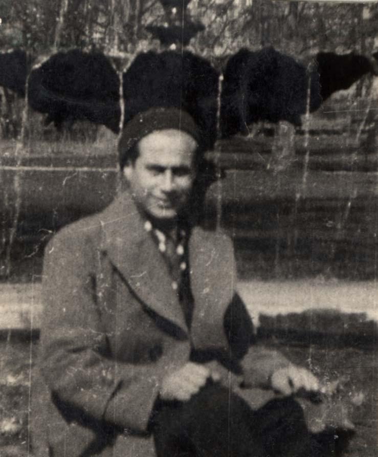 Benno Baruch Herbstmann alias Robert Fournet