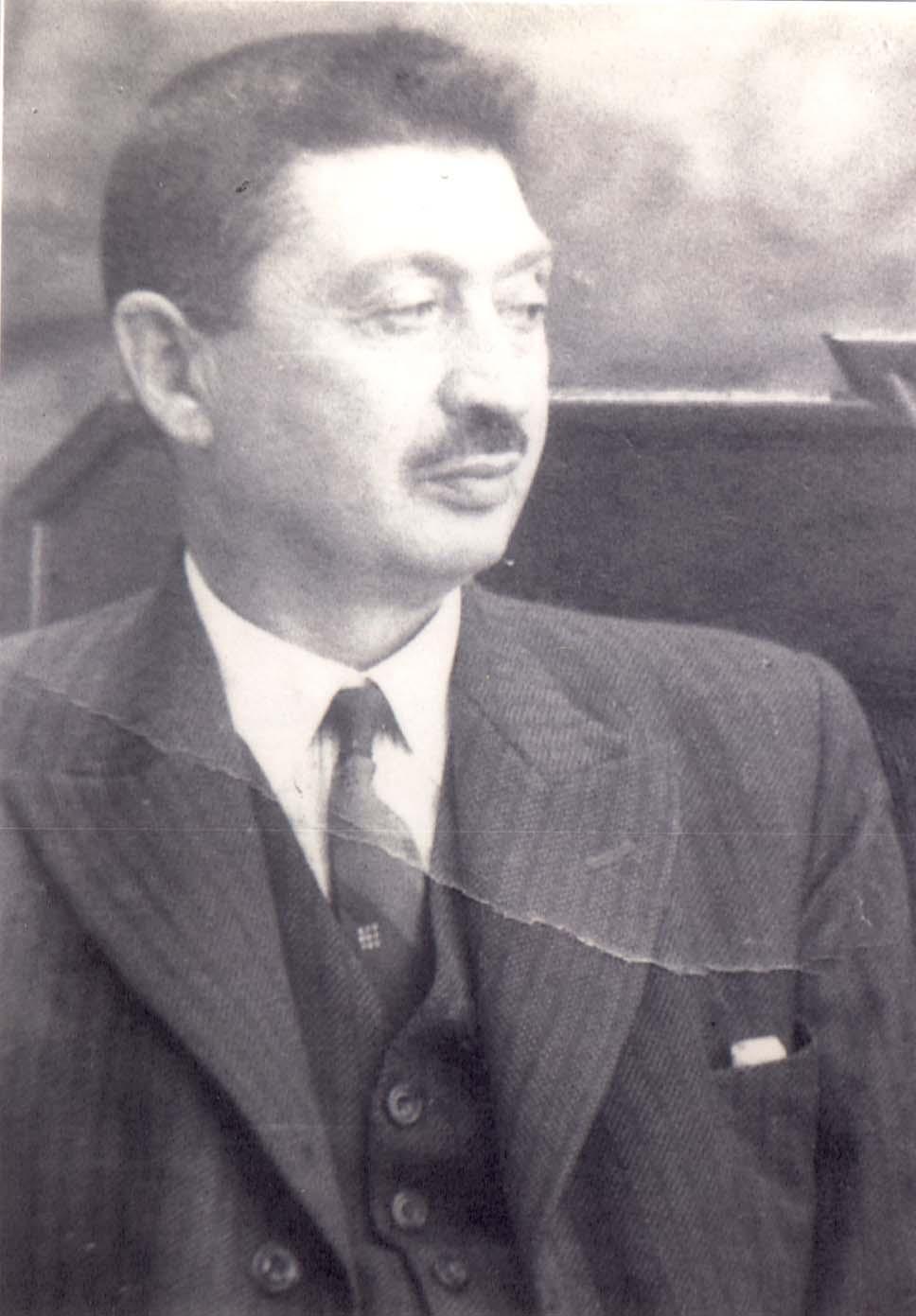 Abraham Goldschmidt, Quelle yvphotocollection