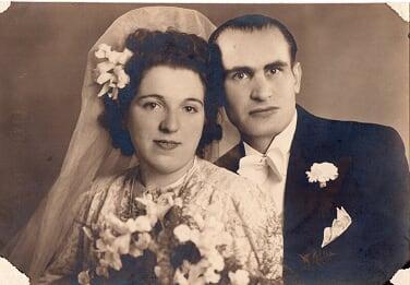 Maurice und Laure Herbstmann, geb. Mahler