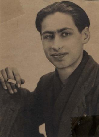 Paul Herbstmann, Sohn von Wolf Leib und Feiga Sara