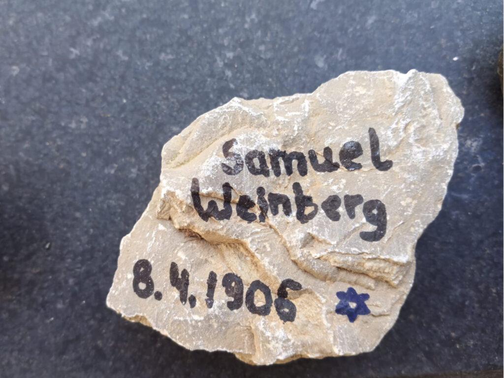 Samuel Weinberg